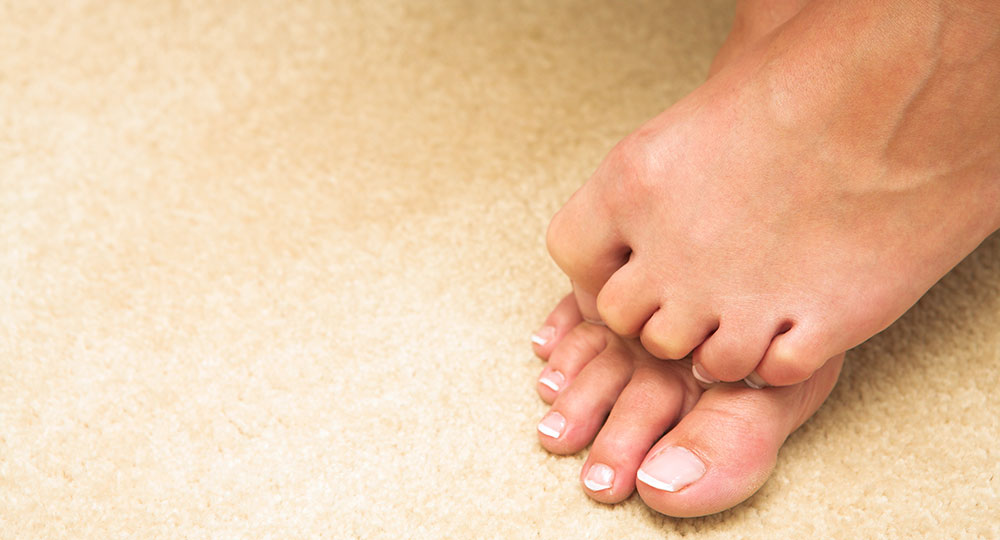 Thick Toenails Could Be Sign of a Bigger Problem