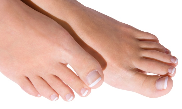 Dealing with White Toenail Fungus